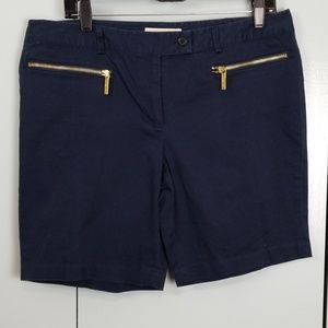 Michael Kors Bermuda short dark navy size 12 -C9